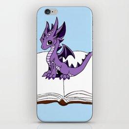 Book Dragon Mark 2 iPhone Skin