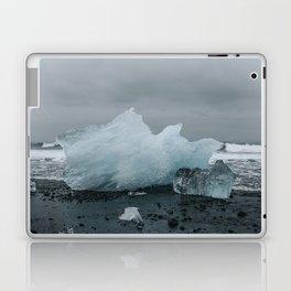Diamond Beach, Merritt Island, Iceland Laptop & iPad Skin