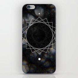 Sun Delay Geometry iPhone Skin