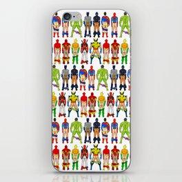 Superhero Butts iPhone Skin