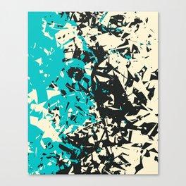 CRASH 2 Canvas Print