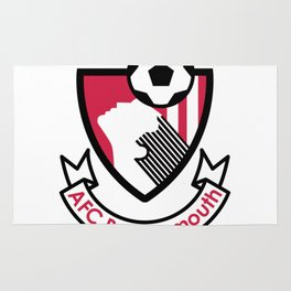 A.F.C. Bournemouth Rug