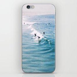Catch A Wave iPhone Skin