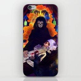 Día de muertos iPhone Skin