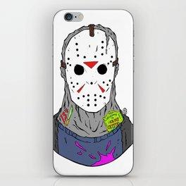 Crystal Lake iPhone Skin