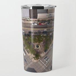 Division Blue Line Travel Mug