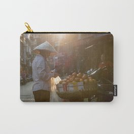 Vietnam Streets Carry-All Pouch