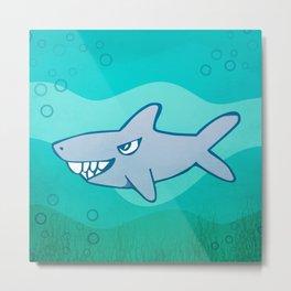 Tiburon Metal Print