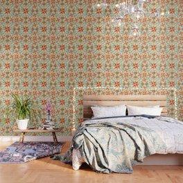 Suzani Auspicious Waves Wallpaper