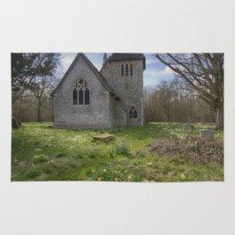 St Margaret Wychling Rug