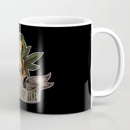 I Love You Mary Jane | Cannabis Weed THC CBD Coffee Mug
