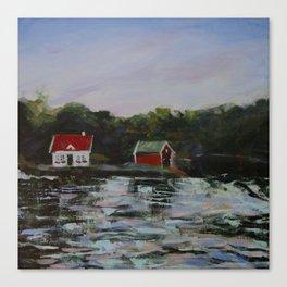 Sognefjord 2 Canvas Print