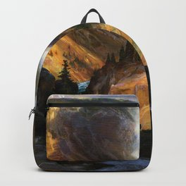 Yellowstone Canyon -Thomas Moran Backpack
