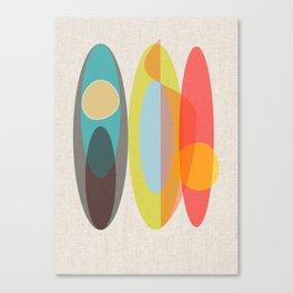 SURF  #Society6 #decor #buyArt Canvas Print