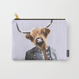 Cow Girl Carry-All Pouch