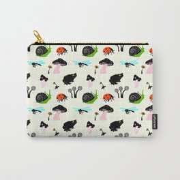 All Over Small Nature Carry-All Pouch