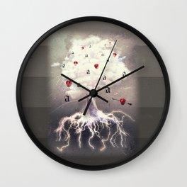 aaaaaaaaaaaaaa Wall Clock