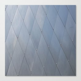 Metal Sheeting Canvas Print