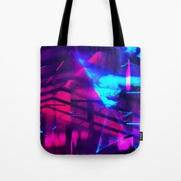 iDeal - Firefly LaserLights Tote Bag