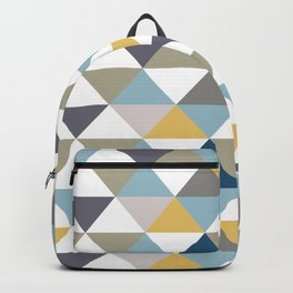 Infinite Triangle Party Backpack