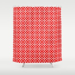 Candycane Shower Curtains Society6