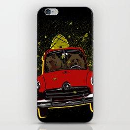 Honey Run iPhone Skin