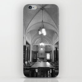 Library 1 iPhone Skin