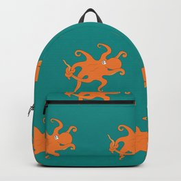 Octopi with Tangled Arms Backpack