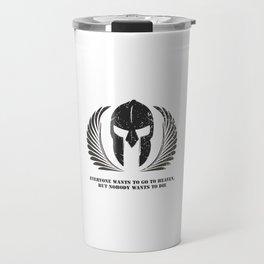 Marine Space Corps 1 (Gateway to the Galaxy) Travel Mug