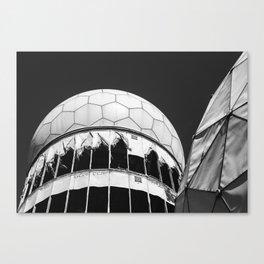 Berlin Teufelsberg Canvas Print