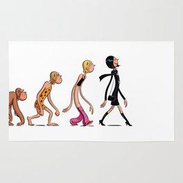Évolution Rug