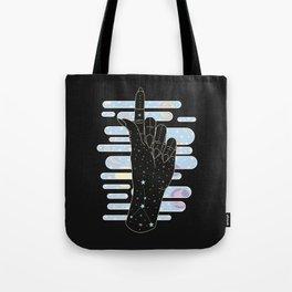 Cancer - Zodiac Illustration Tote Bag