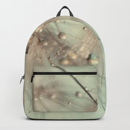 dandelion mint Backpack