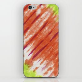 Pleated and Laced iPhone Skin