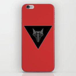 House of Mars iPhone Skin