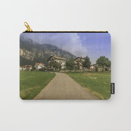 The beautiful Dolomites Carry-All Pouch