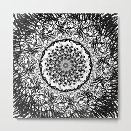 Synesthesia: Stargazing (Kygo ft. Justin Jesso) Metal Print