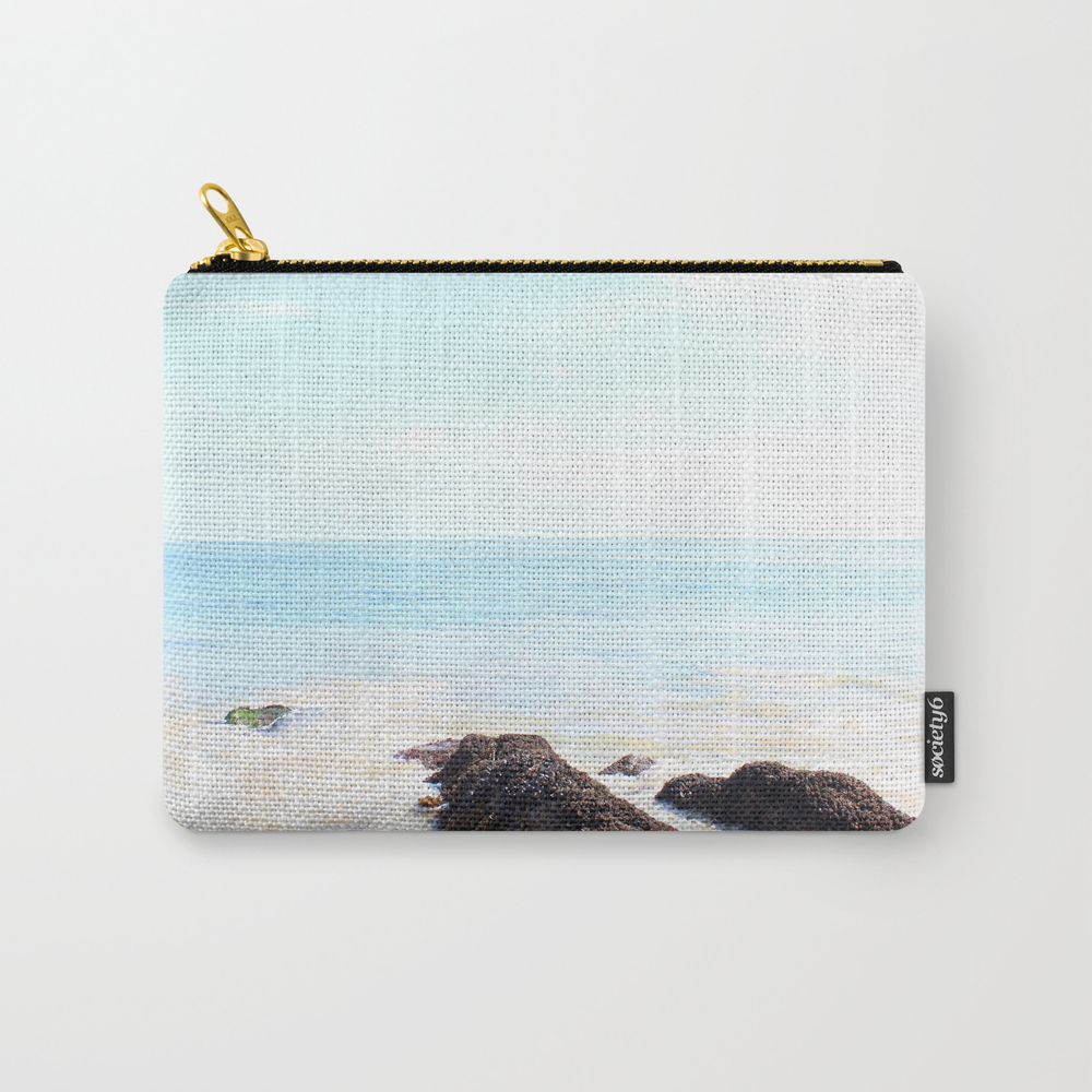 Point Dume Carry-all Pouch by Kate_wacker CAP9024326