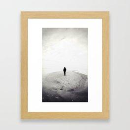 Après Moi Framed Art Print