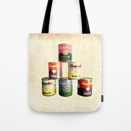 Campbell's Tomato Soup Tote Bag