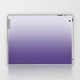 Ombré Ultra Violet Gradient Motif Laptop & iPad Skin