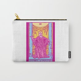 Justice - A Femme Tarot Card Carry-All Pouch
