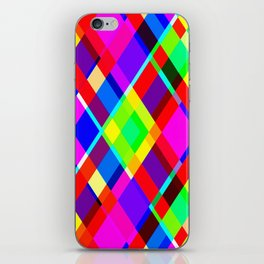 Vibrancy I iPhone Skin
