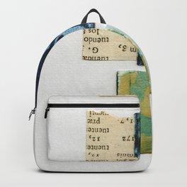 Scraps Of Art Backpack