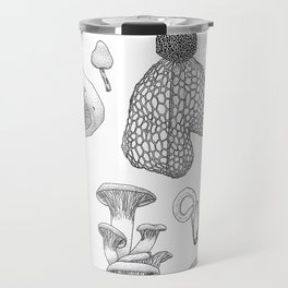 A Compilation – Fungi Travel Mug