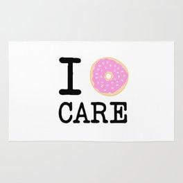 I doughnut care Rug