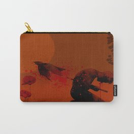 Seppuku ( Hara Kiri) The liberation of the spirit of the samurai Carry-All Pouch