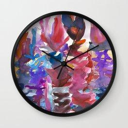 The Sentinels #2 Wall Clock