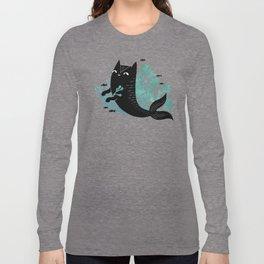 Undersea (Mint Remix) Long Sleeve T-shirt