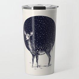 Snow Flake Travel Mug
